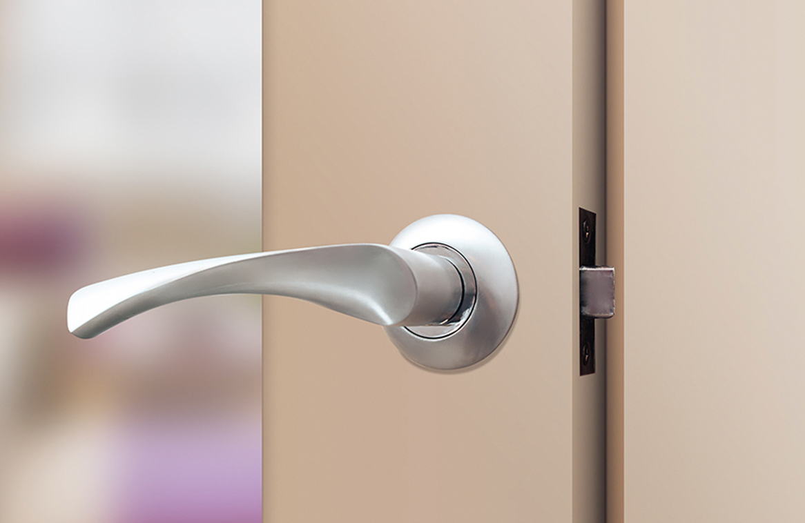 видове дръжки и брави за интериорни врати